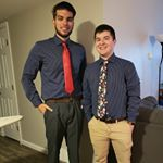 Congratulations to 2019 Fitchburg State graduates Ethan Borges (L) and Kyle Hofer (R), who recently started their first day of medical school. Both Ethan and Kyle were part of our LECOM (Lake Erie College of Osteopathic Medicine) Early Acceptance program.