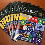 The latest issue of our alumni magazine publication, Contact, hits mailboxes this week. This special issue celebrates our 125th anniversary, which we'll be observing throughout the 2019/2020 school year. Keep an eye out for yours!